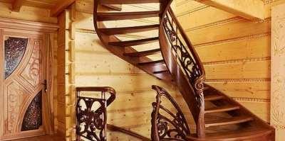 Как подобрать проект лестницы на второй этаж дома?