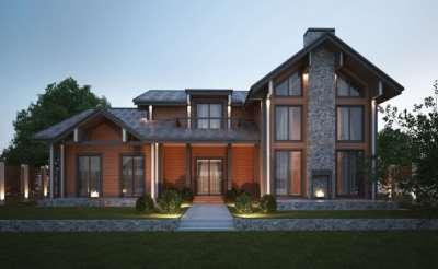 «Z500» — лучшие проекты домов и коттеджей