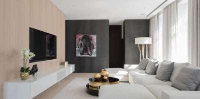 Дизайн интерьера в стиле минимализм: отличительные особенности