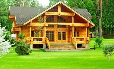 «WaldHaus» — строительство деревянных домов по современным технологиям