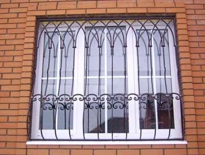 Решетки на окна: какими они бывают и чем отличаются?
