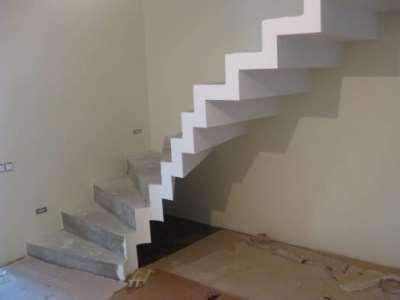 Бетонные лестницы – любая сложность конструкции и долговечность