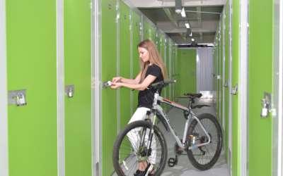 «Safebox» — хранение велосипедов и спортивного инвентаря в просторных боксах