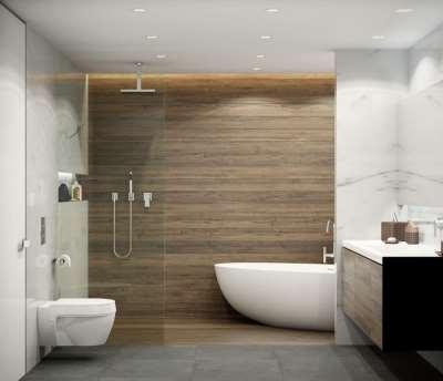 Как сделать ванную стильной?