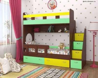 «ЯРОФФ» — высококачественная детская мебель
