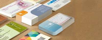 Печать визиток на заказ: чем полезна и что подразумевает данная услуга?