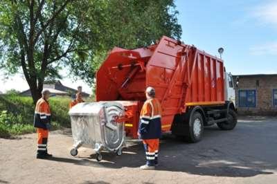 Вывоз мусора руками профессионалов