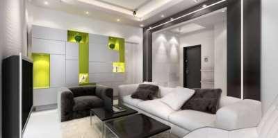 Делаем ремонт квартиры с акцентом на современный и стильный дизайн