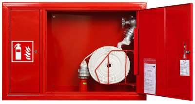 Предназначение и технические характеристики пожарного шкафа