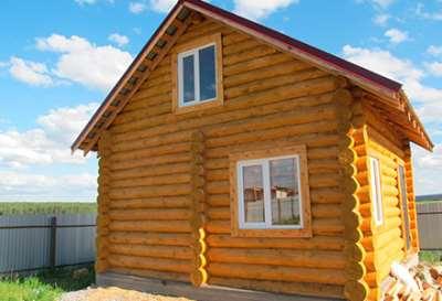 Основные виды срубов домов из бруса, их конструкционные различия и их покупка