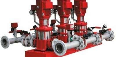 Grundfos Hydro MX – функциональные и надежные станции пожаротушения