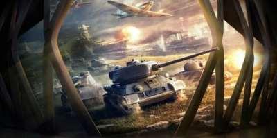 Кейсы игры World of Tanks от интернет-портала «WOTHOT»