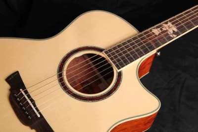 Акустическая гитара — отличный вариант и для профи, и для новичков