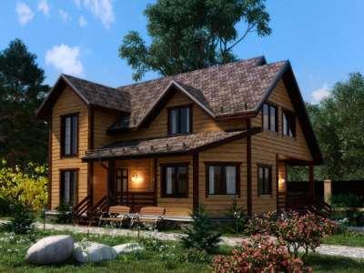 Каркасный дом — недорогое, прочное и стильное решение