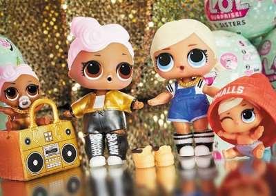 Что собой представляют куклы LOL Surprise
