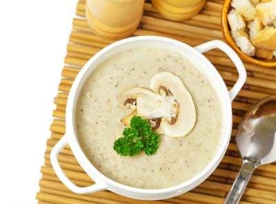 Как приготовить вкусный грибной суп — instacook.me