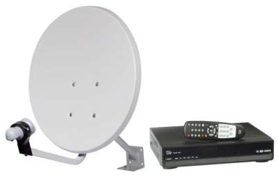 Установка цифрового и спутникового ТВ специалистами