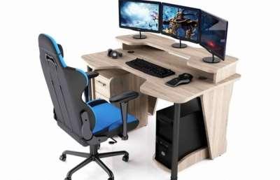 Компьютерный стол – максимальное удобство и функциональность