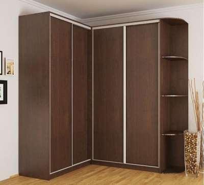 Угловые шкафы разных моделей и по низким ценам от производителя в СПб