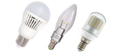 Лампы LED — низкое энергопотребление вкупе с безопасностью