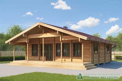 Возведение деревянных домов в Екатеринбурге по низким ценам