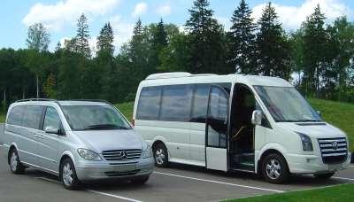 Аренда микроавтобуса для праздничных торжеств — услуга «Минивен Люкс»
