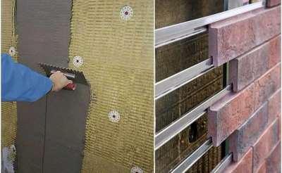 Требования к материалам при отделке фасада здания