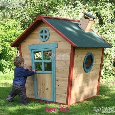 Миниатюрные игровые домики для детей от «Зеленое Дерево»