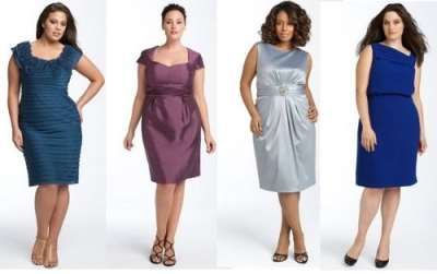 Популярные ткани для пошива платьев разных типов