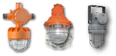 Чем взрывозащищенные светильники отличаются от обычных