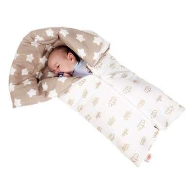 Конверты для новорожденных — комфорт и безопасность