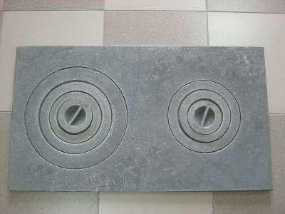На что смотреть при выборе чугунных печных плит?