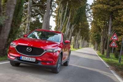 Автомобили Мазда — умеренный расход топлива