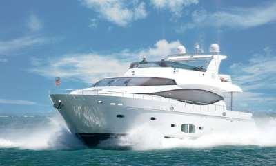 Аренда яхты для праздника или романтического свидания