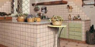 Как не совершать ошибок при выборе керамической плитки для кухни