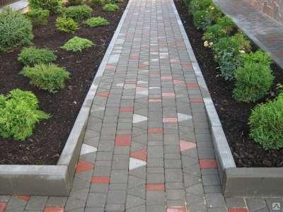 Садовый бордюр — функционал вкупе с дизайном
