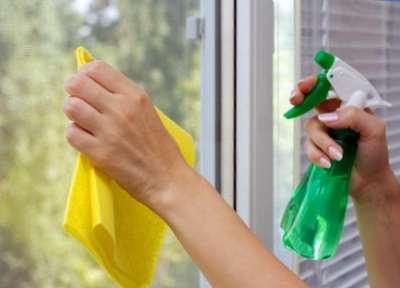 Средства по уходу за пластиковыми окнами