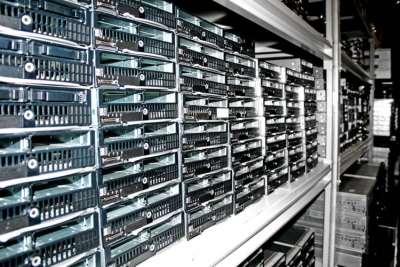 Покупка сервера для компании