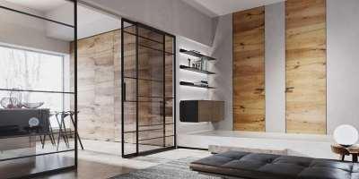 Двери и мебель в едином стиле