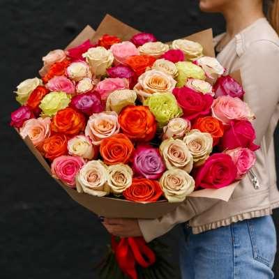 В честь чего можно подарить букет цветов?
