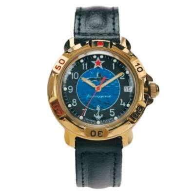 Наручные часы VOSTOK — серьезный стиль