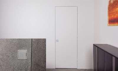 Чем отличаются двери-невидимки под покраску?