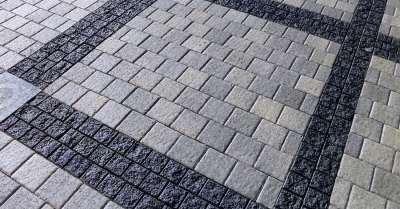 Гранитная брусчатка – долговечное покрытие для тротуаров