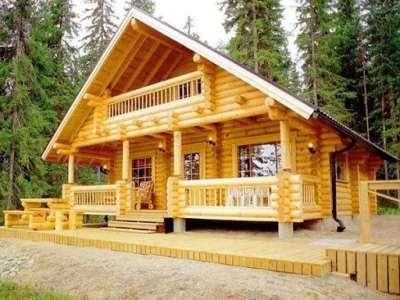 Выбор пиломатериалов для деревянного дома