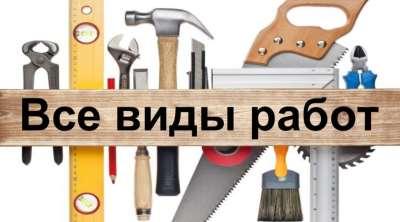 Профессиональные услуги сервиса «Домашний Мастер»