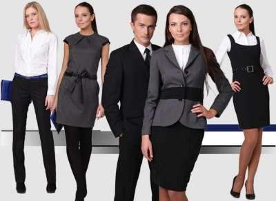 Услуги пошива корпоративной одежды мастерами