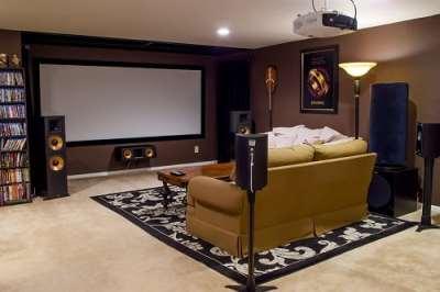 Покупка домашнего кинотеатра