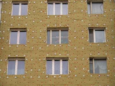 Наружное утепление фасада – необходимое улучшения для различных зданий