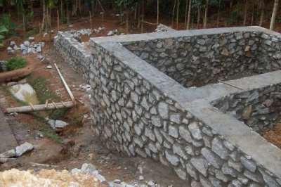 Строительство бутового фундамента под ключ от МироЛид