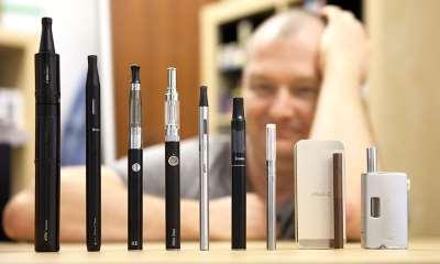 Популярные типы жидкости для электронной сигареты